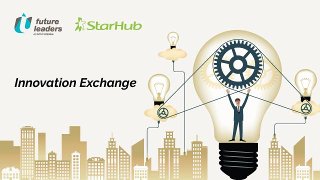 NTUC U Portal - U Future Leaders Innovation Exchange (IEX